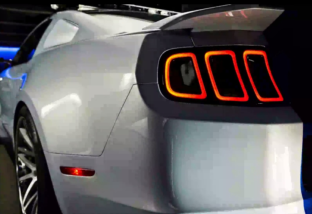 2013 Ford Mustang will be the EcoBoost 400 Pacecar – Car