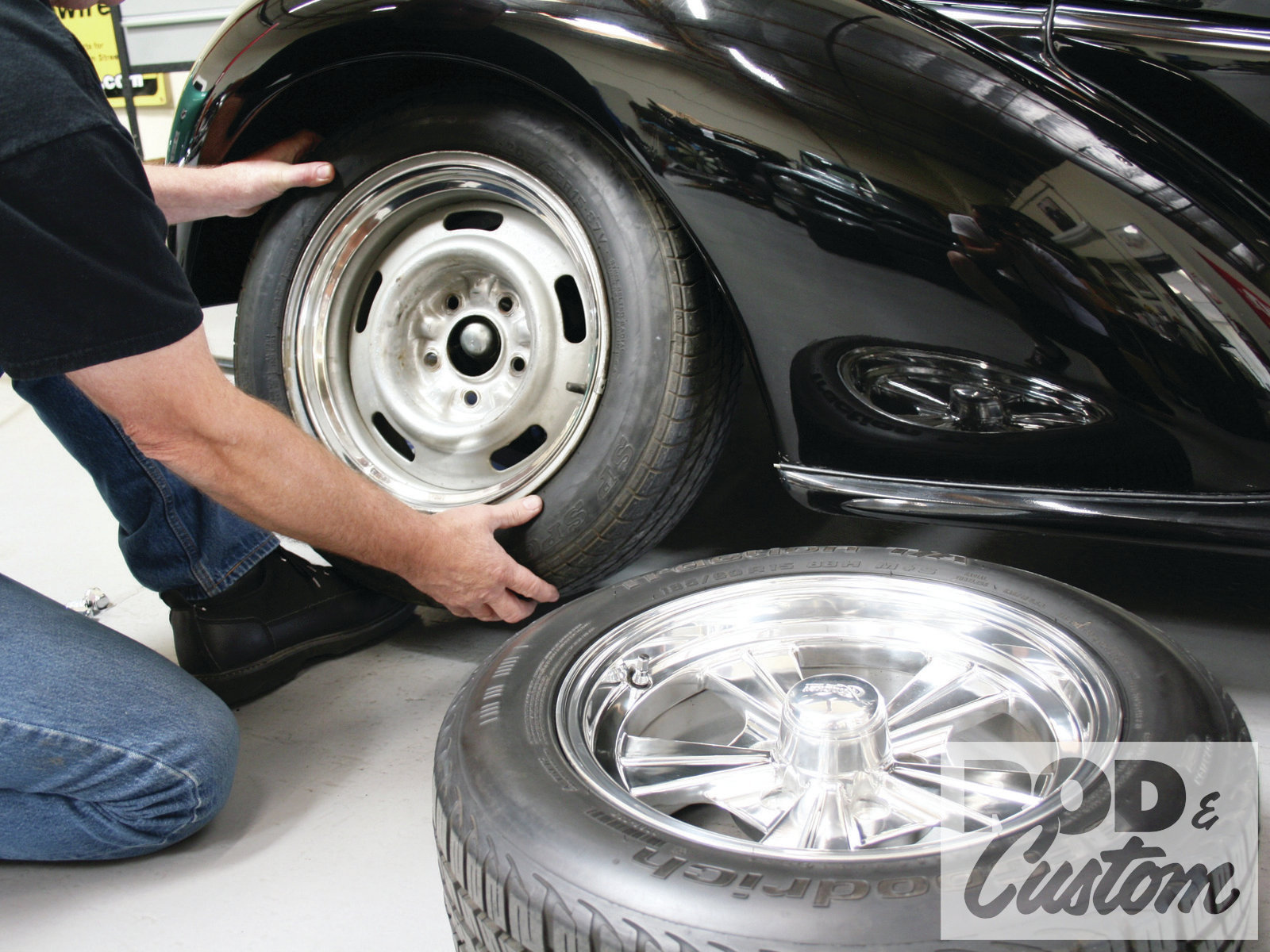Boyne City Mi >> A Mild Makeover For A 1937 Chevy Coupe - Hot Rod Network