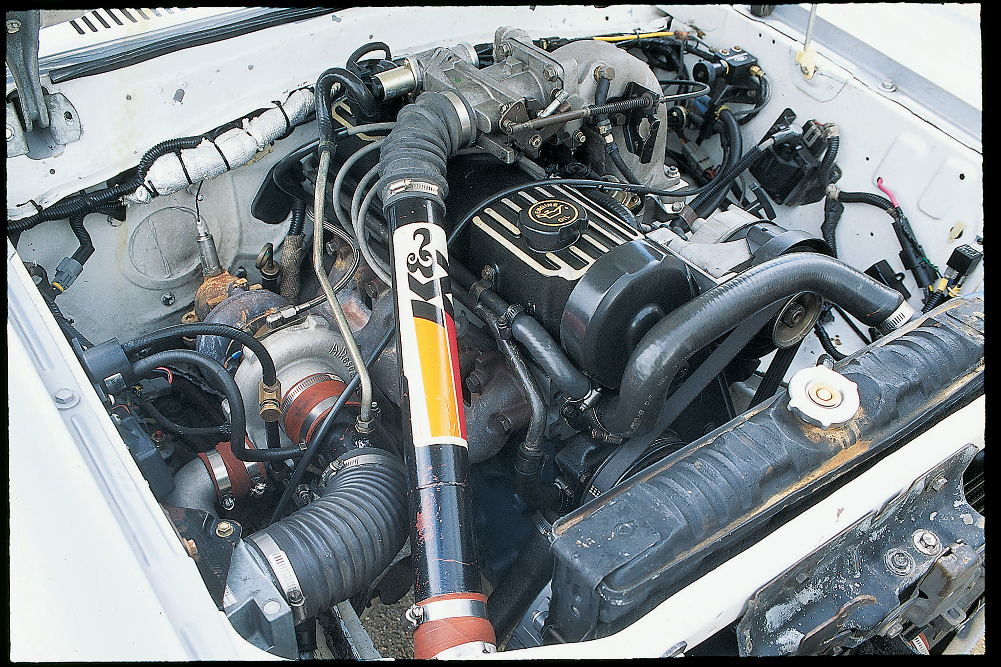 Larry Scott Asks Is A Coolant Bypass Hose Really Necessary Hot 1988 Merkur Xr4ti Wiring Diagram Ford 23l Engines Have Huge Hop Up Potential Noted Engine
