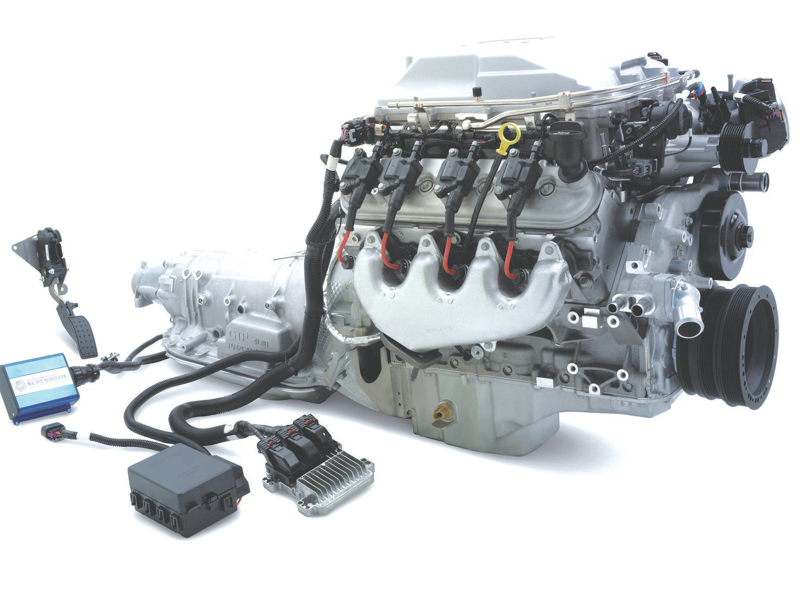 How To Identify All Those Different Late Model Gm V8 Engines Hot A Diagram Of An Evolution If New Crate Engine Better Fits Your Plans Chevrolet Performance Has Slew Options Including The 53 And 60l Erod As Well