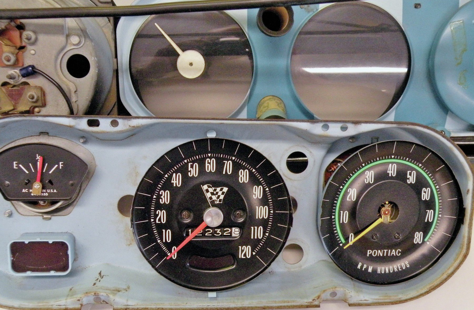 Repairing a 1965-1967 GTO Tach - Hot Rod Network