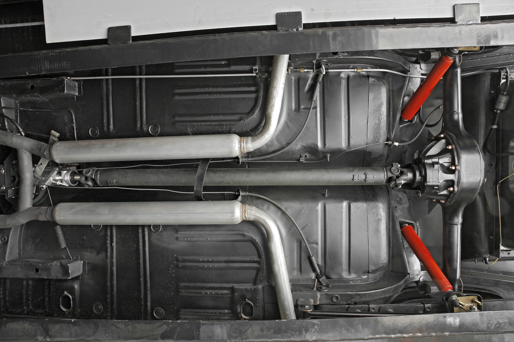 How to Measure for the Correct-Length Driveshaft - Hot Rod Network