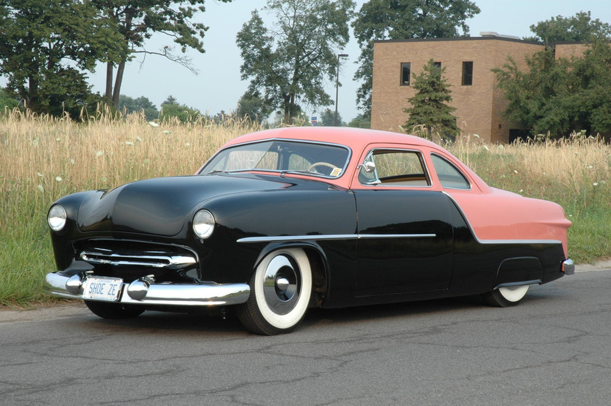 John St Germain S 1950 Ford Coupe Hot Rod Network