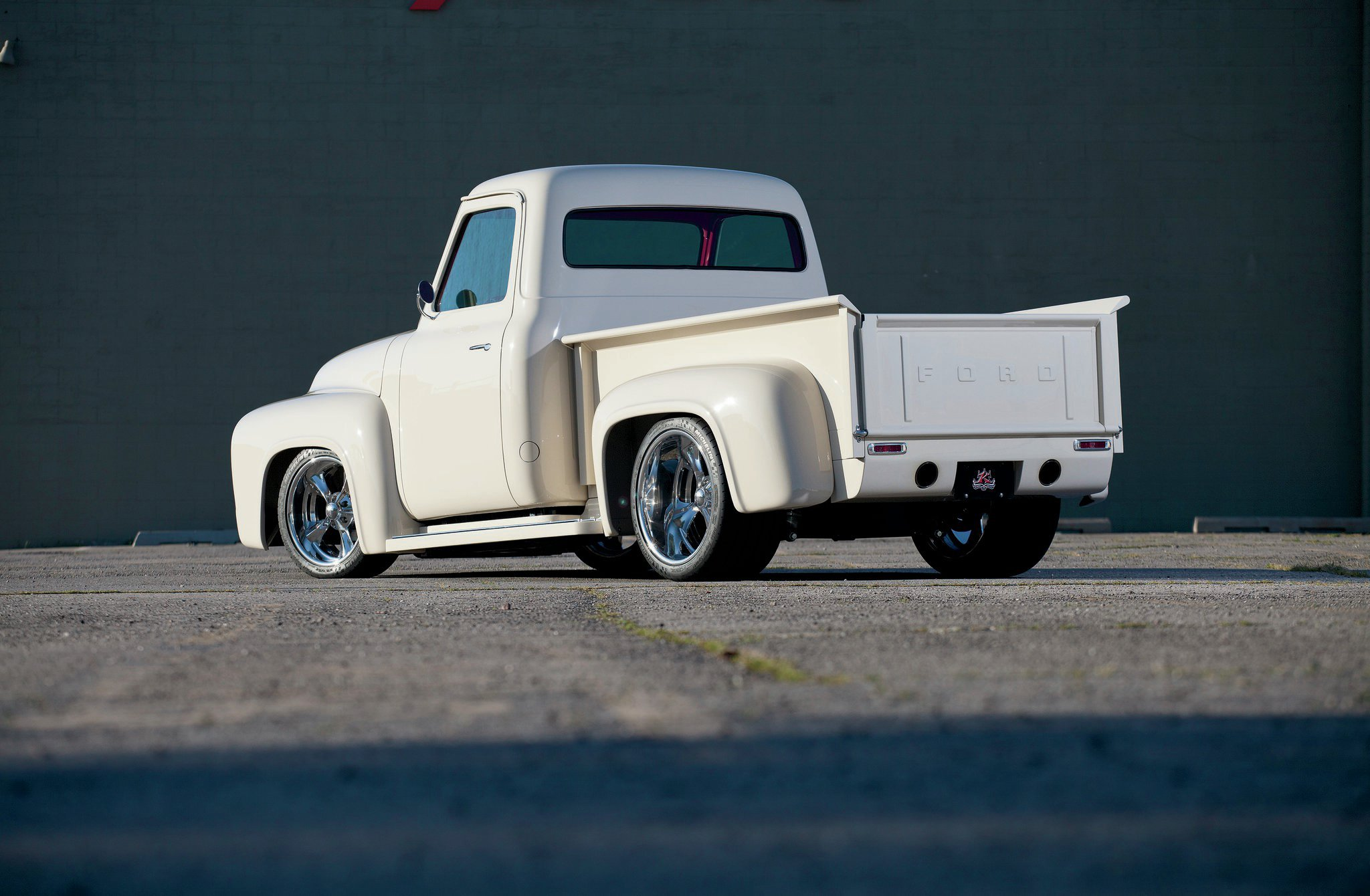 1953 Ford F 100 Car Wash Clean Hot Rod Network