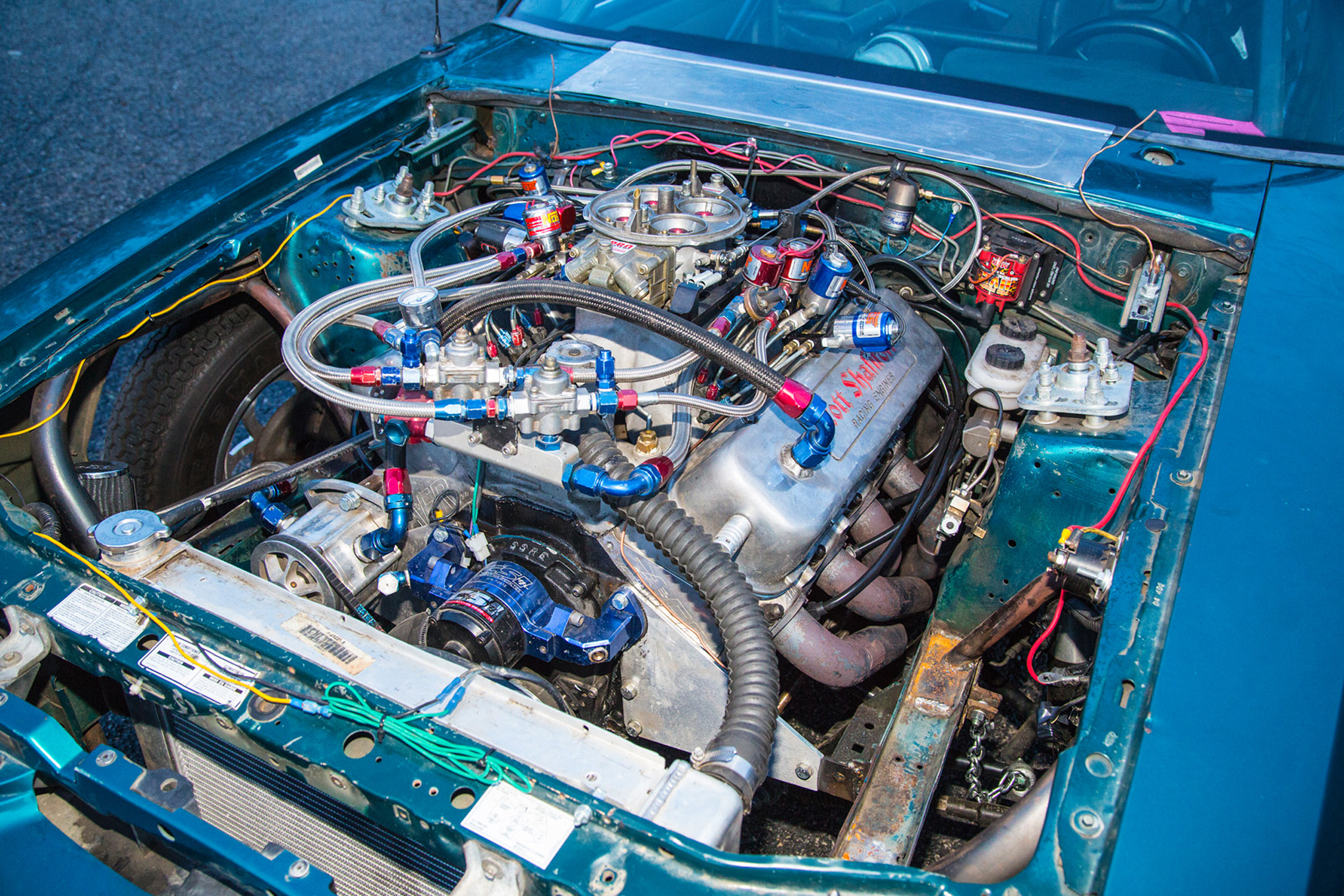 The 2014 Car Craft Midnight Drags - Hot Rod Network