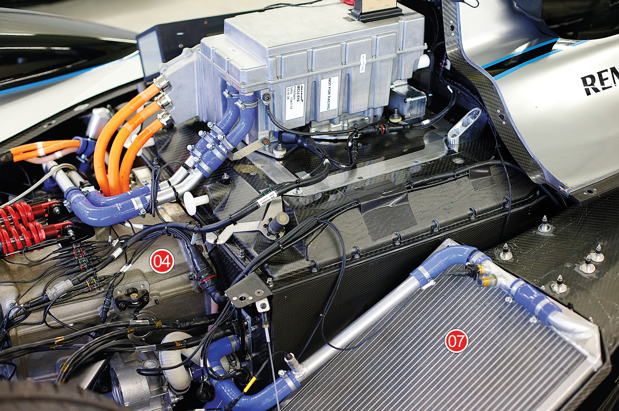 electric motors weaponized for motorsports - hot rod network