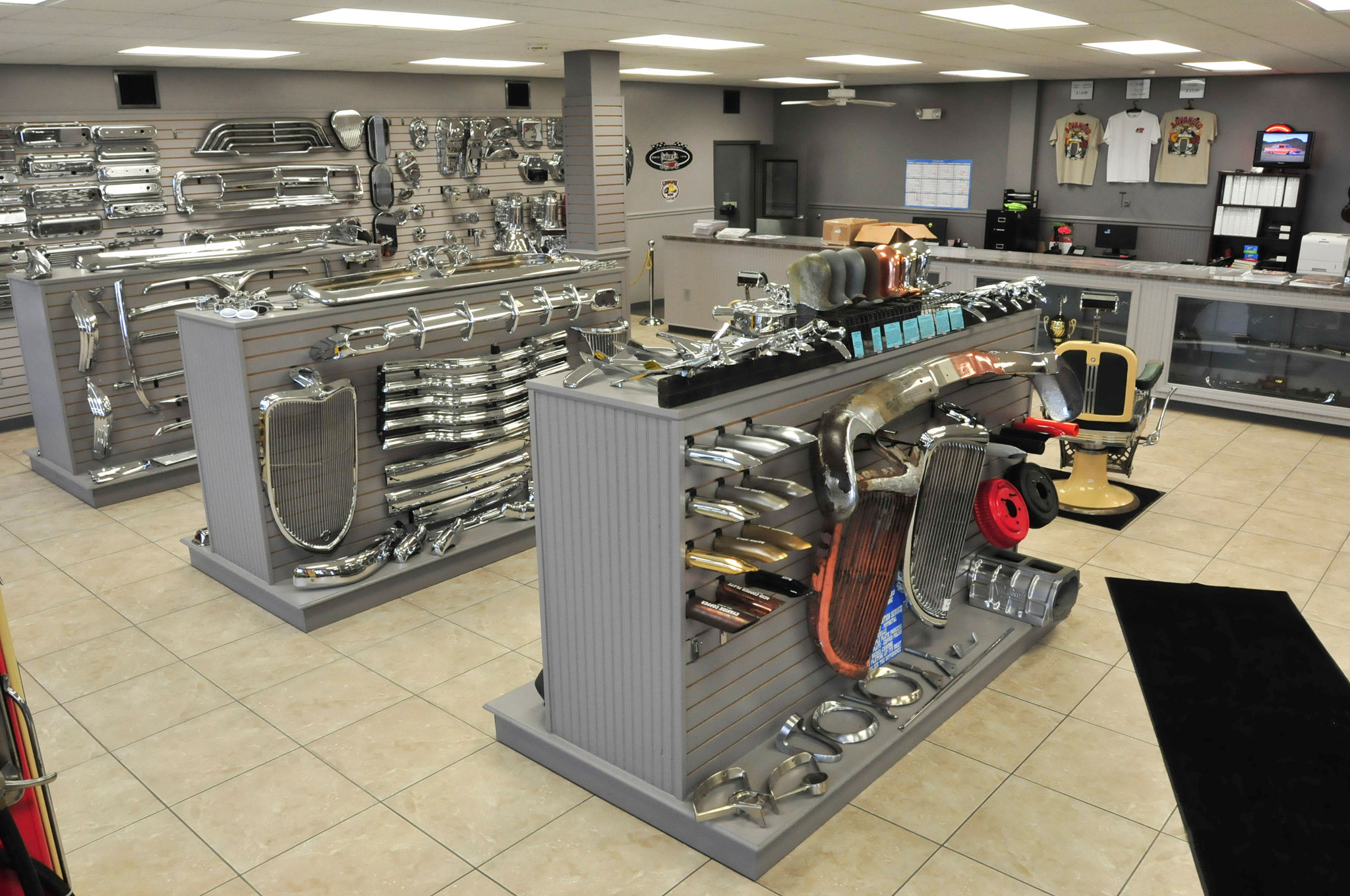 Best of the Best Shops: Advanced Plating - Hot Rod Network