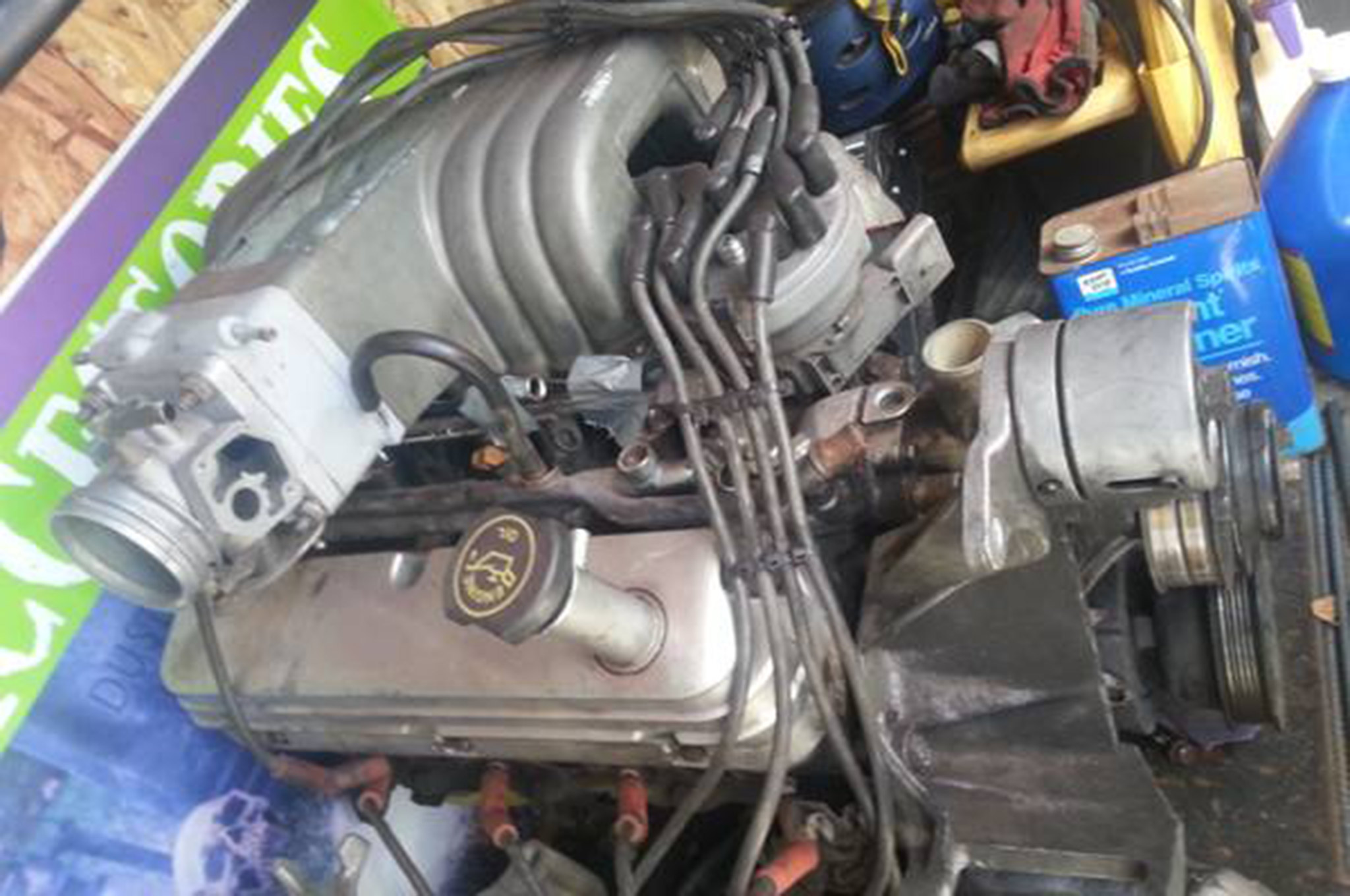 Dirt Cheap Deals on Used Mustang Engines - Hot Rod Network