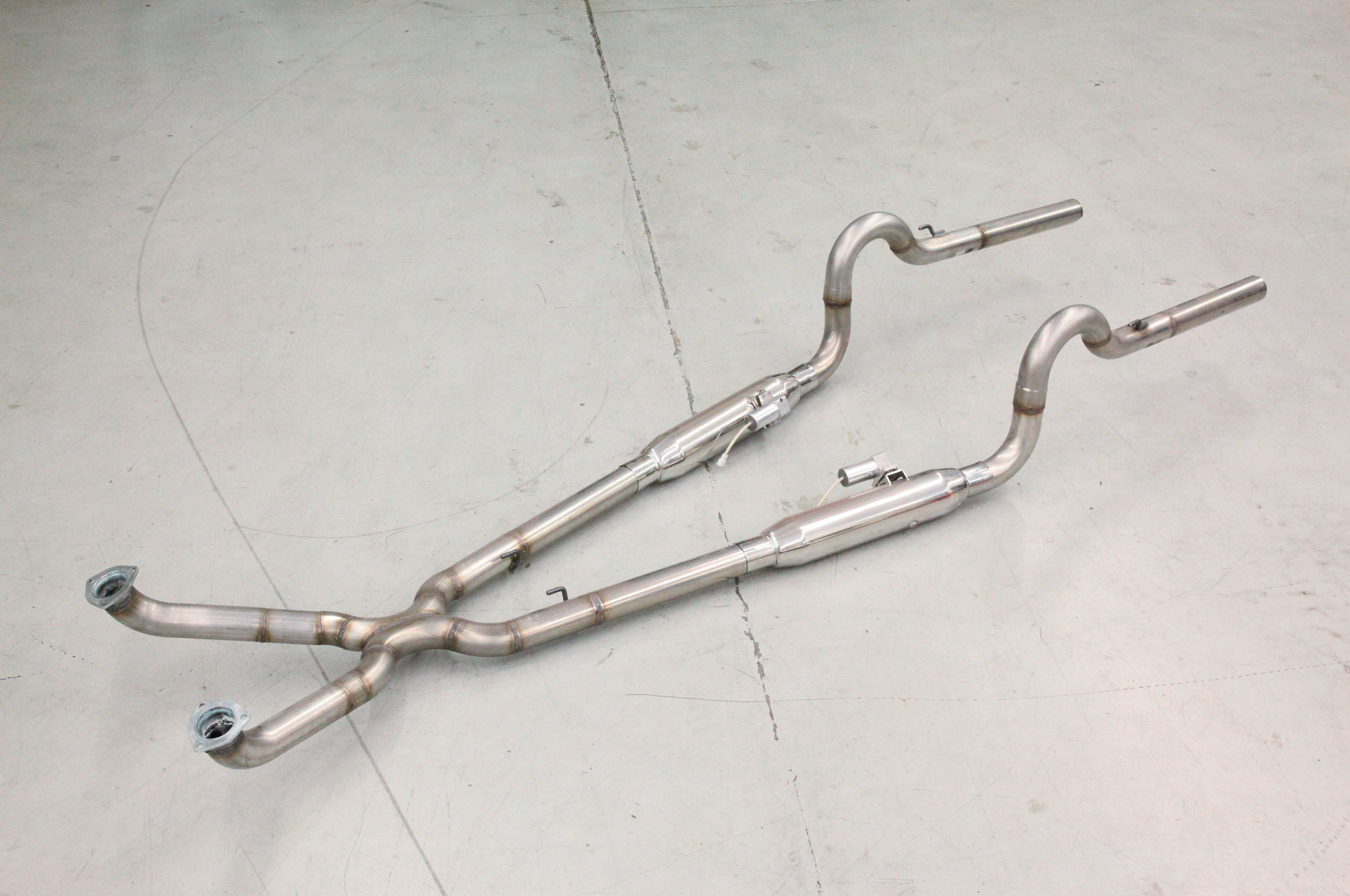 DIY Exhaust System - Custom Exhaust Done at Home - Hot Rod