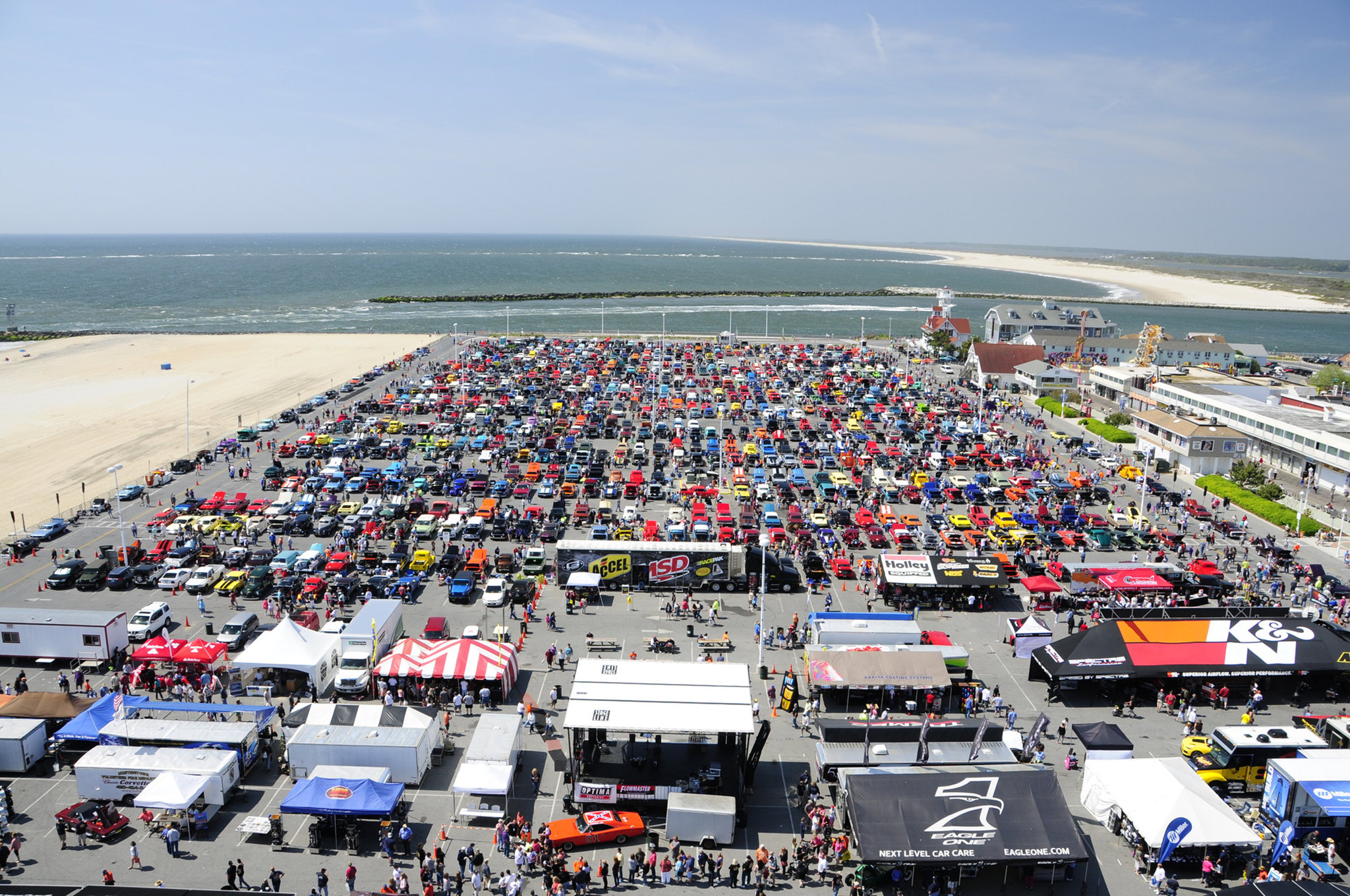 Cruisin Ocean City >> 25th Annual Cruisin' Ocean City Showcases the Baddest ...