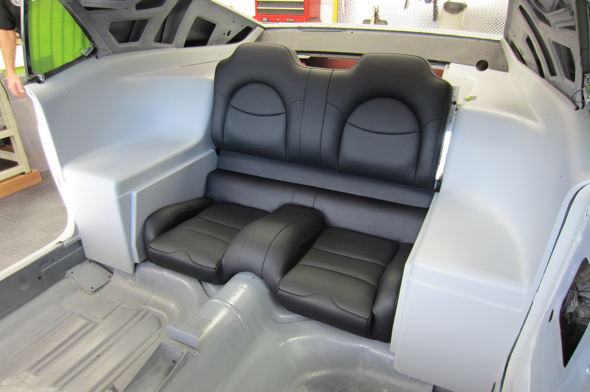 Enjoyable Building Custom Ford Mustang Seats From Scratch In 39 Steps Ibusinesslaw Wood Chair Design Ideas Ibusinesslaworg