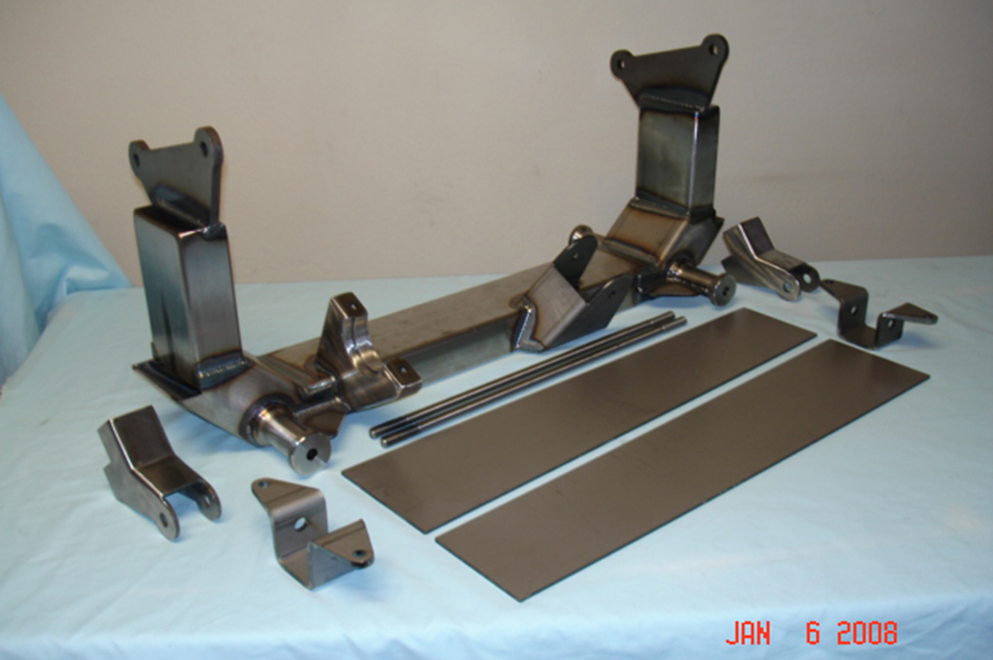 Ford & Chevrolet - Contemporary Suspension Solutions - Hot