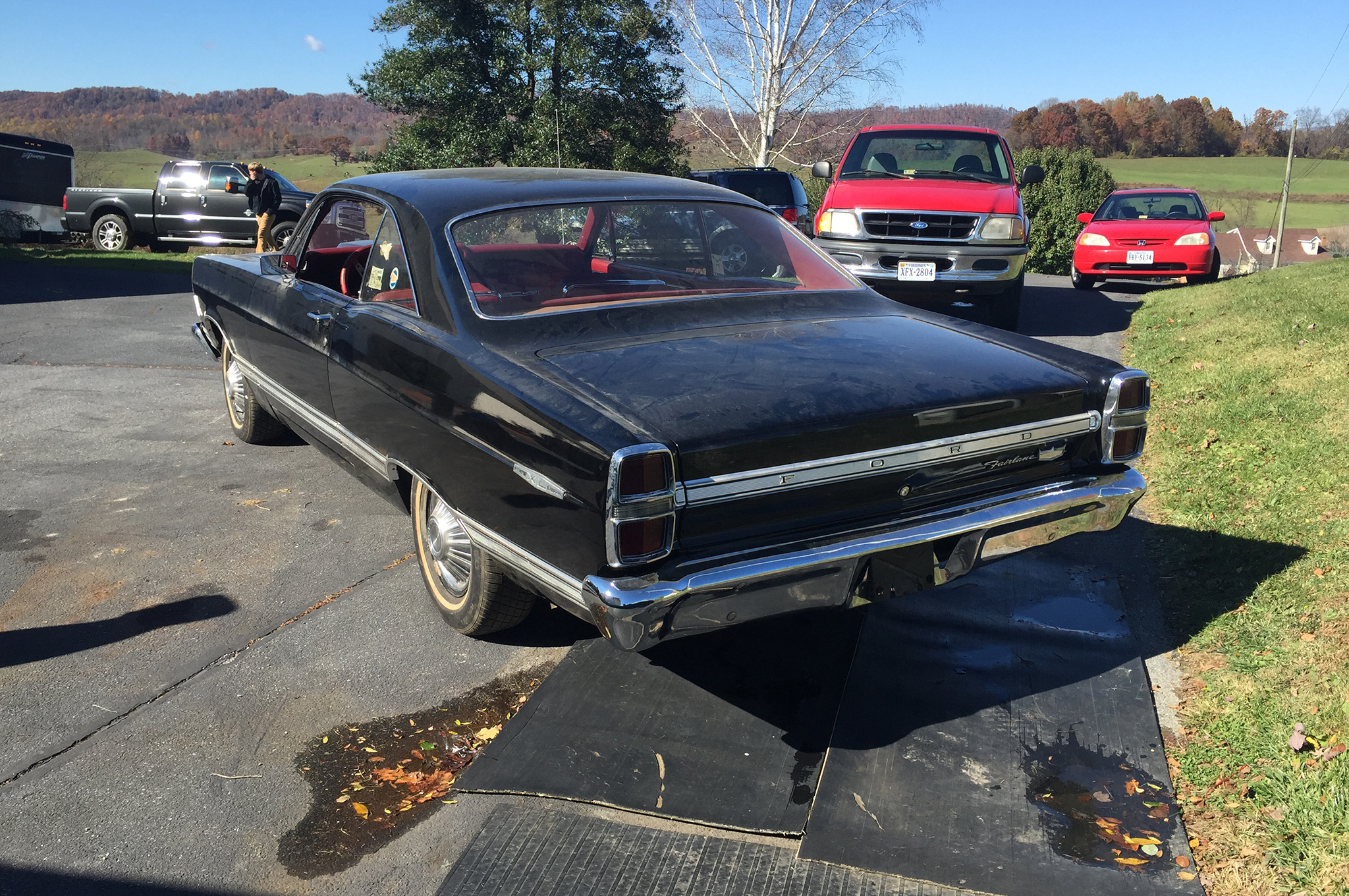 Ultra-Rare 1967 Ford Fairlane 427 Comes out of Hiding After