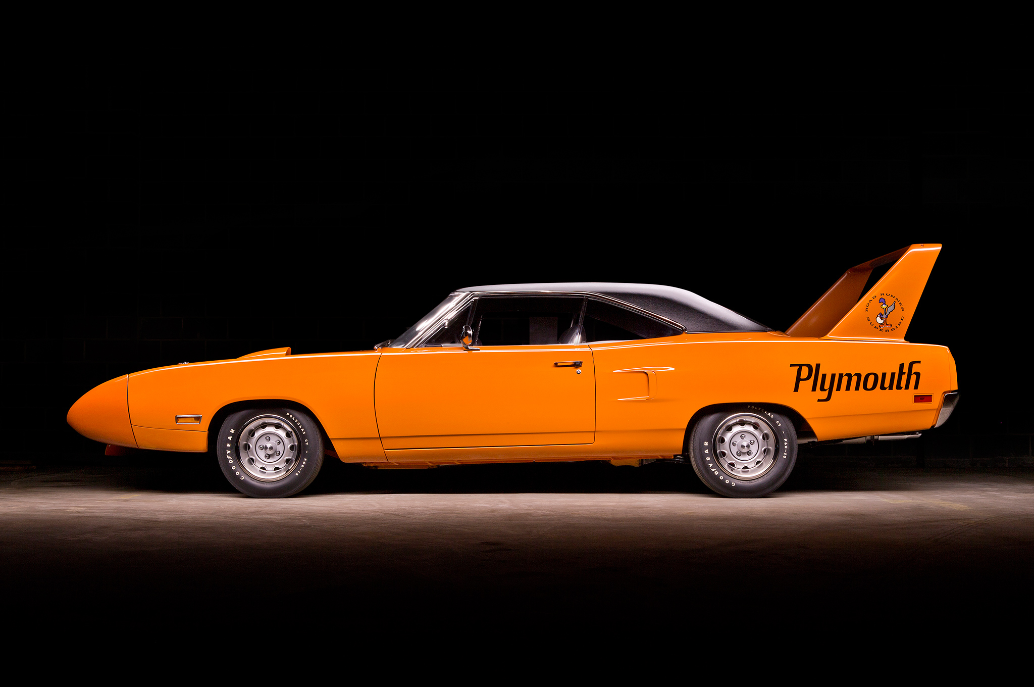 amazing 1970 plymouth superbird sets new benchmark for authentic
