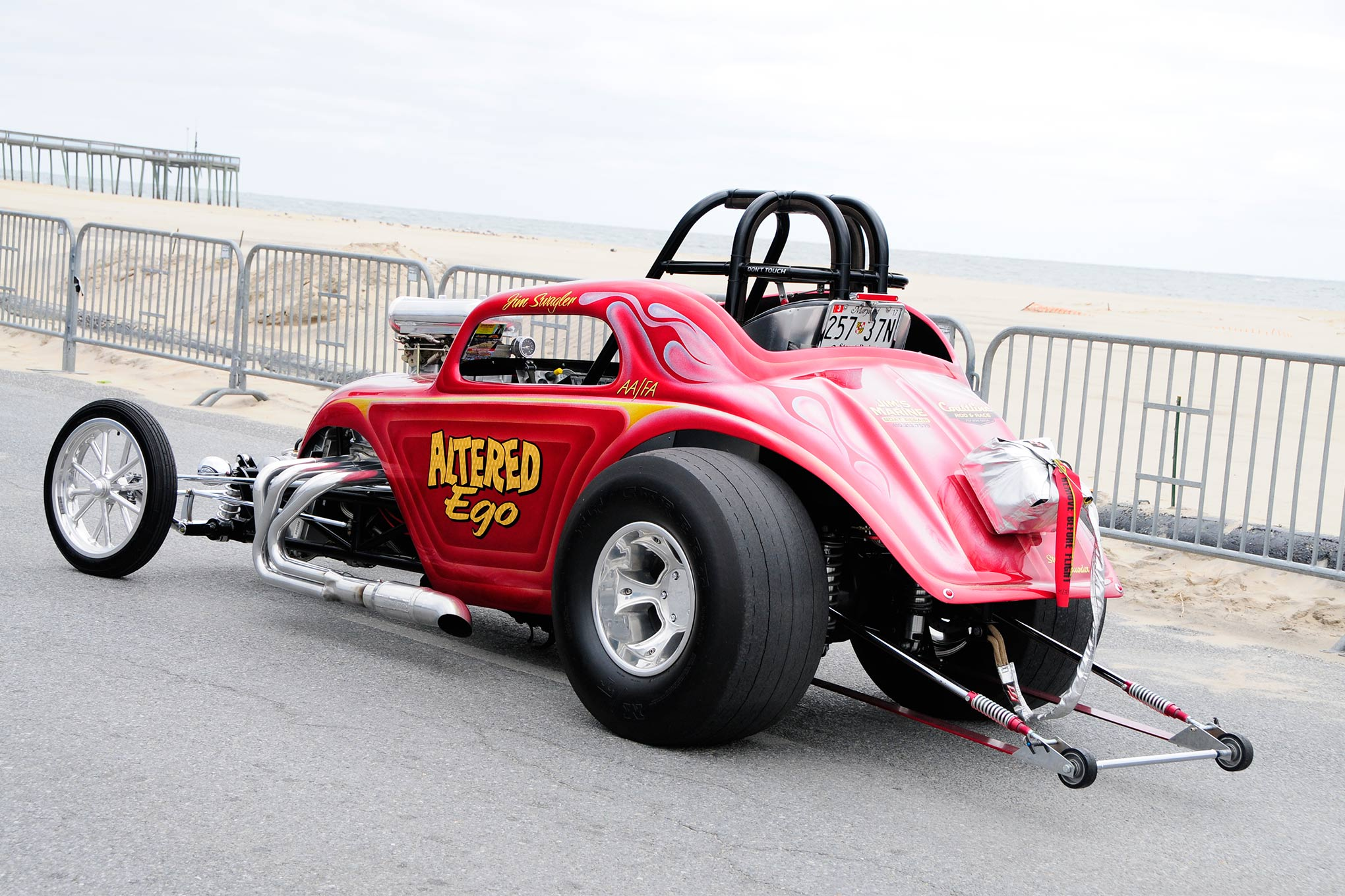 1937 Fiat Topolino Is A Race Ready Show N Go Hot Rod Hot Rod Network