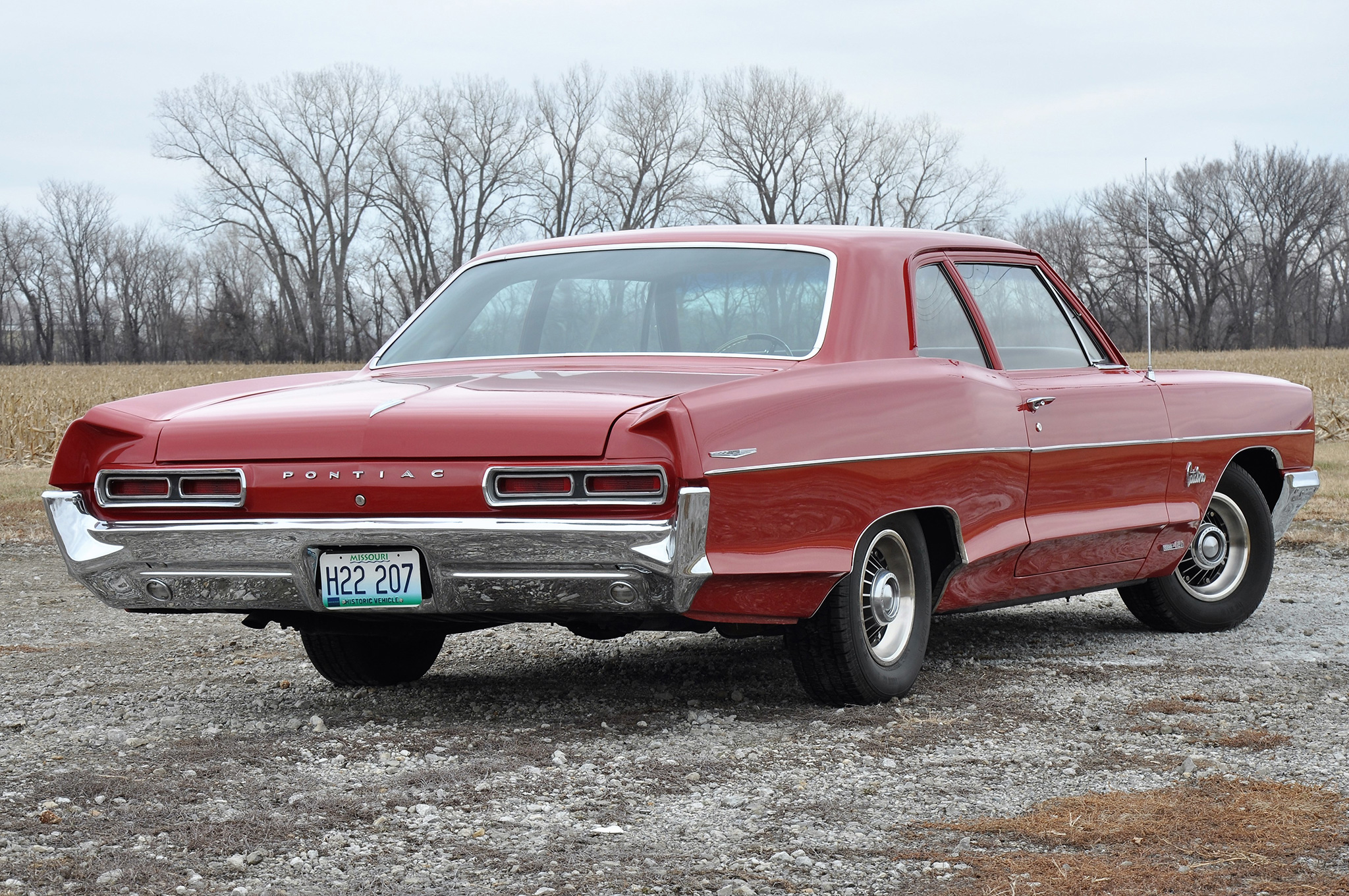 1966 Pontiac Catalina 421 H O Gives New Meaning To The Term Full