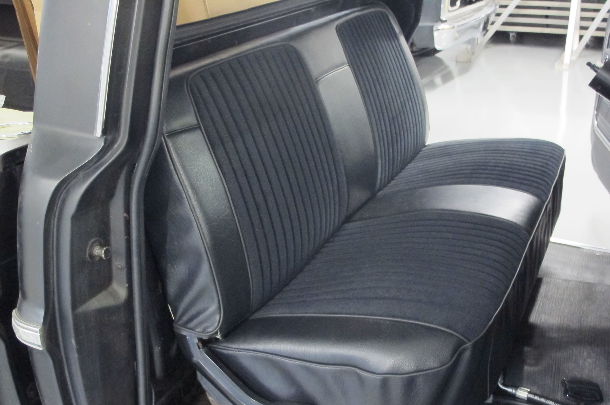 1969 Ford F 100 You Can Do It Upholster Your Truck At