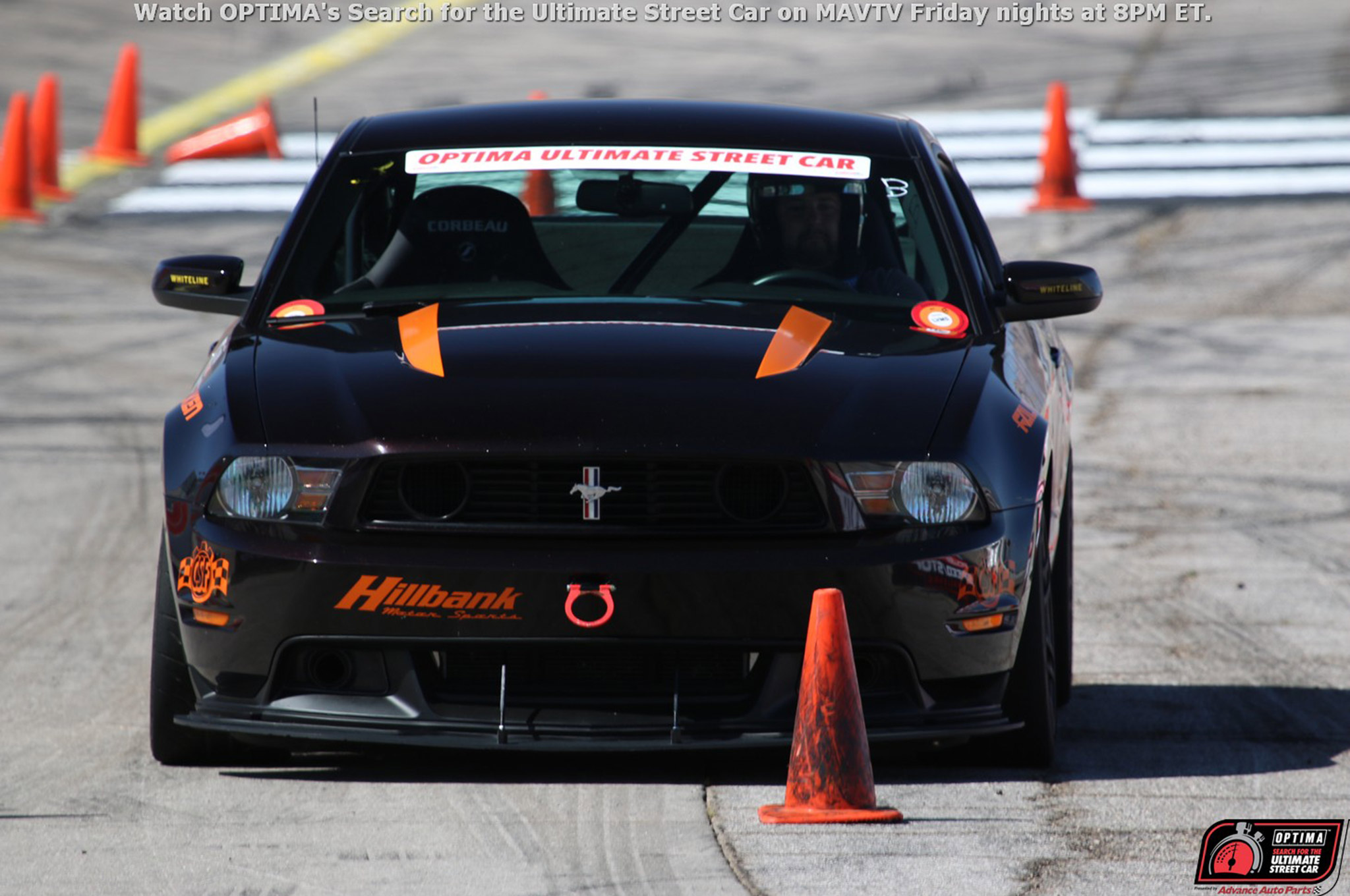 Andrew Nier doesn't have a fancy tow rig and often drives his Mustang to events, even if it means a cross-country trek with spare tires packed in the backseat. He's climbed the mountain and made it to the OUSCI before and hopes to repeat the performance in 2016.