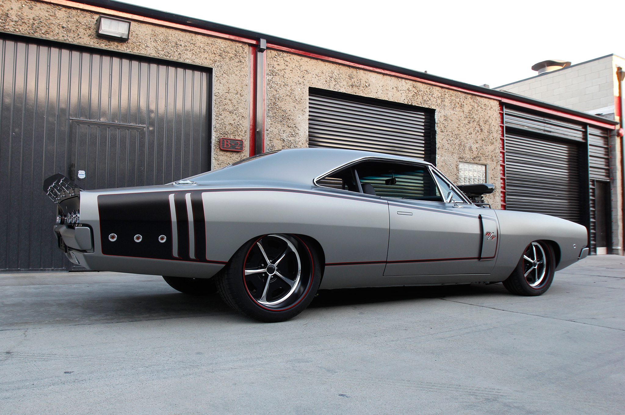 Peter Sagan Builds The 1970 Dodge Charger Of His Dreams Hot Rod