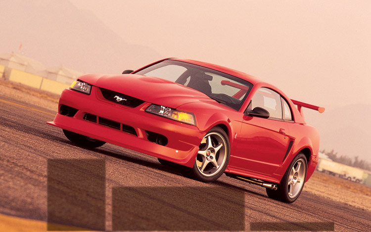 2000 ford mustang svt cobra r road test review motor trend. Black Bedroom Furniture Sets. Home Design Ideas