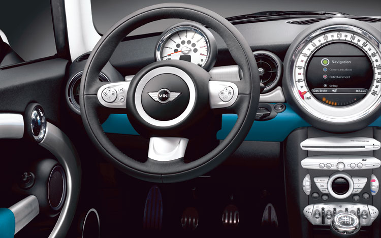 Kia First Time Buyer >> 2007 Mini Cooper - First Drive & Review - Motor Trend Magazine