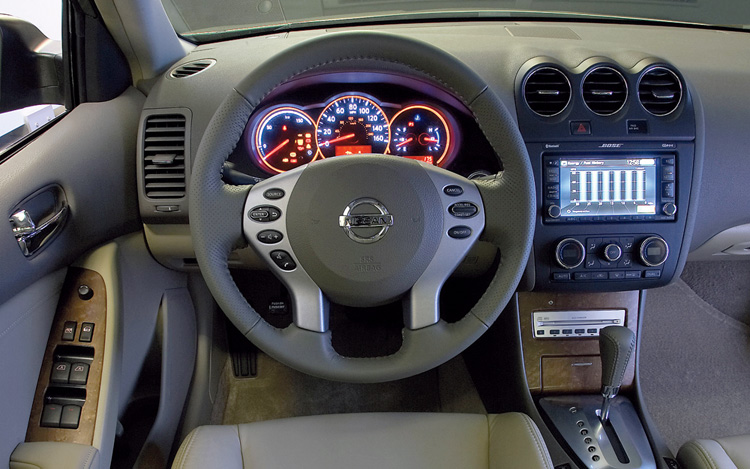 Nissan Rogue Select >> 2007 Nissan Altima Hybrid First Look - Motor Trend