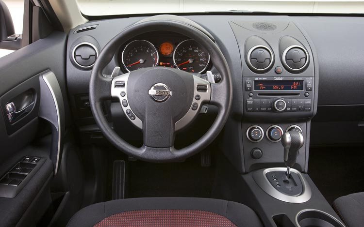 2008 Nissan Rogue Newcomers Motor Trend
