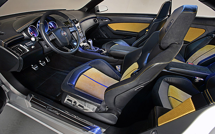 Cadillac Cts Coupe Concept First Look Motor Trend