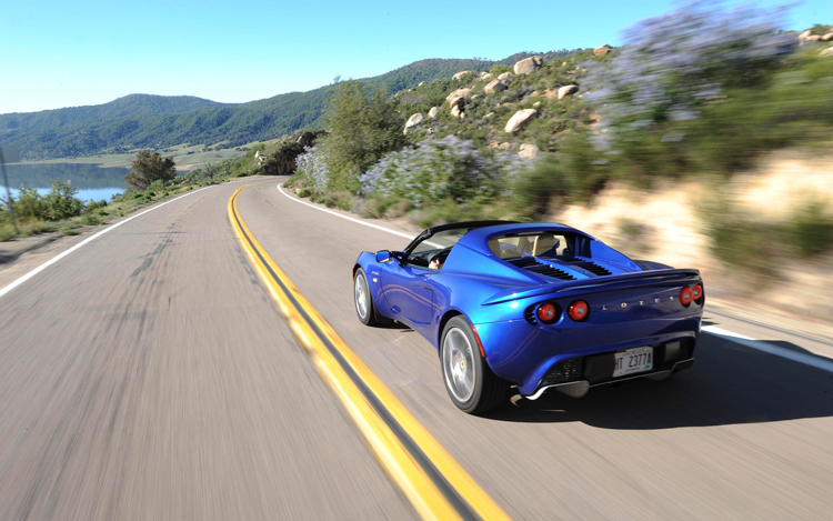 2008 Lotus Elise Supercharged - First Drive - Motor Trend