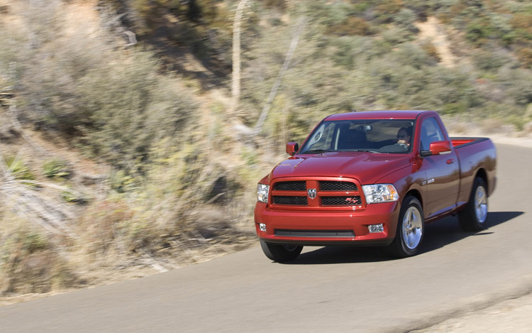 2009 Dodge Ram Sport R T First Test Motor Trend