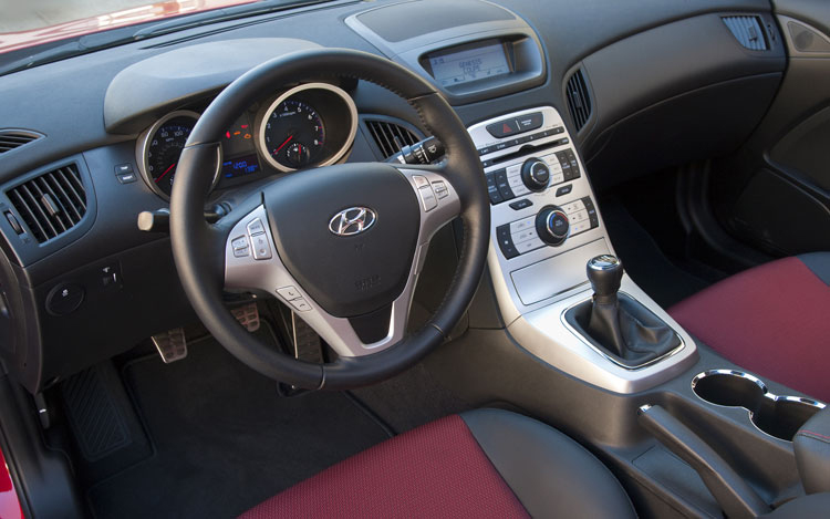 2010 Hyundai Genesis Coupe 3 8 Track First Test Of The