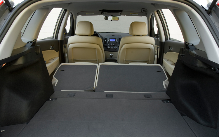 2009 Hyundai Elantra Touring - First Test - Motor Trend