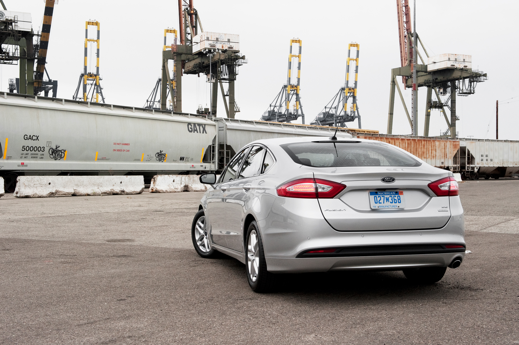 ford fusion  ecoboost automatic  test