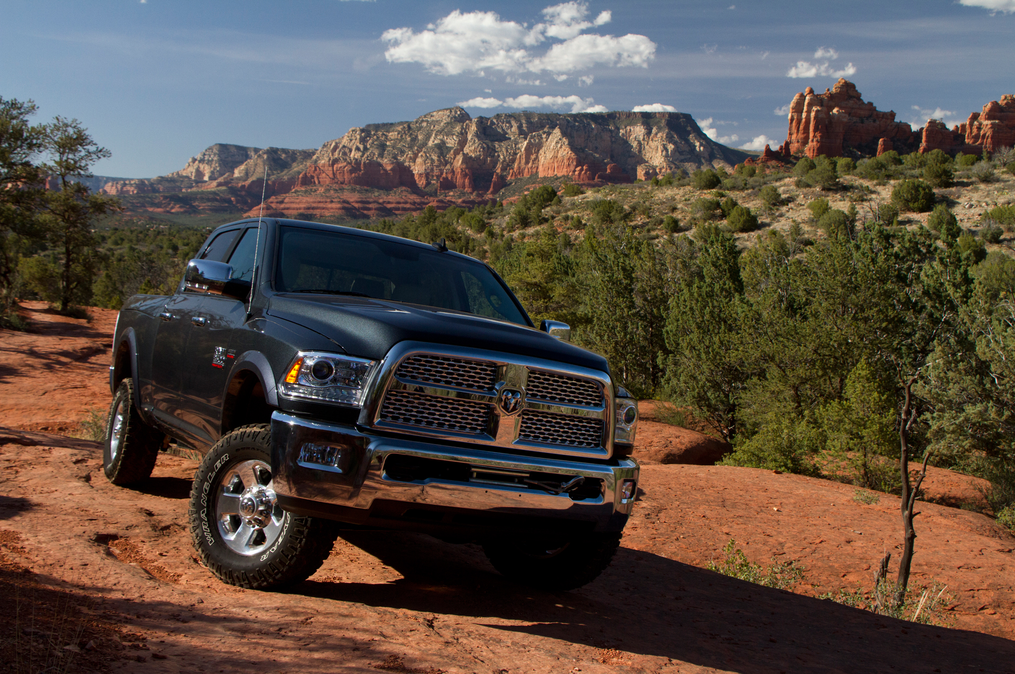 2014 Ram 2500 Power Wagon First Drive - Motor Trend