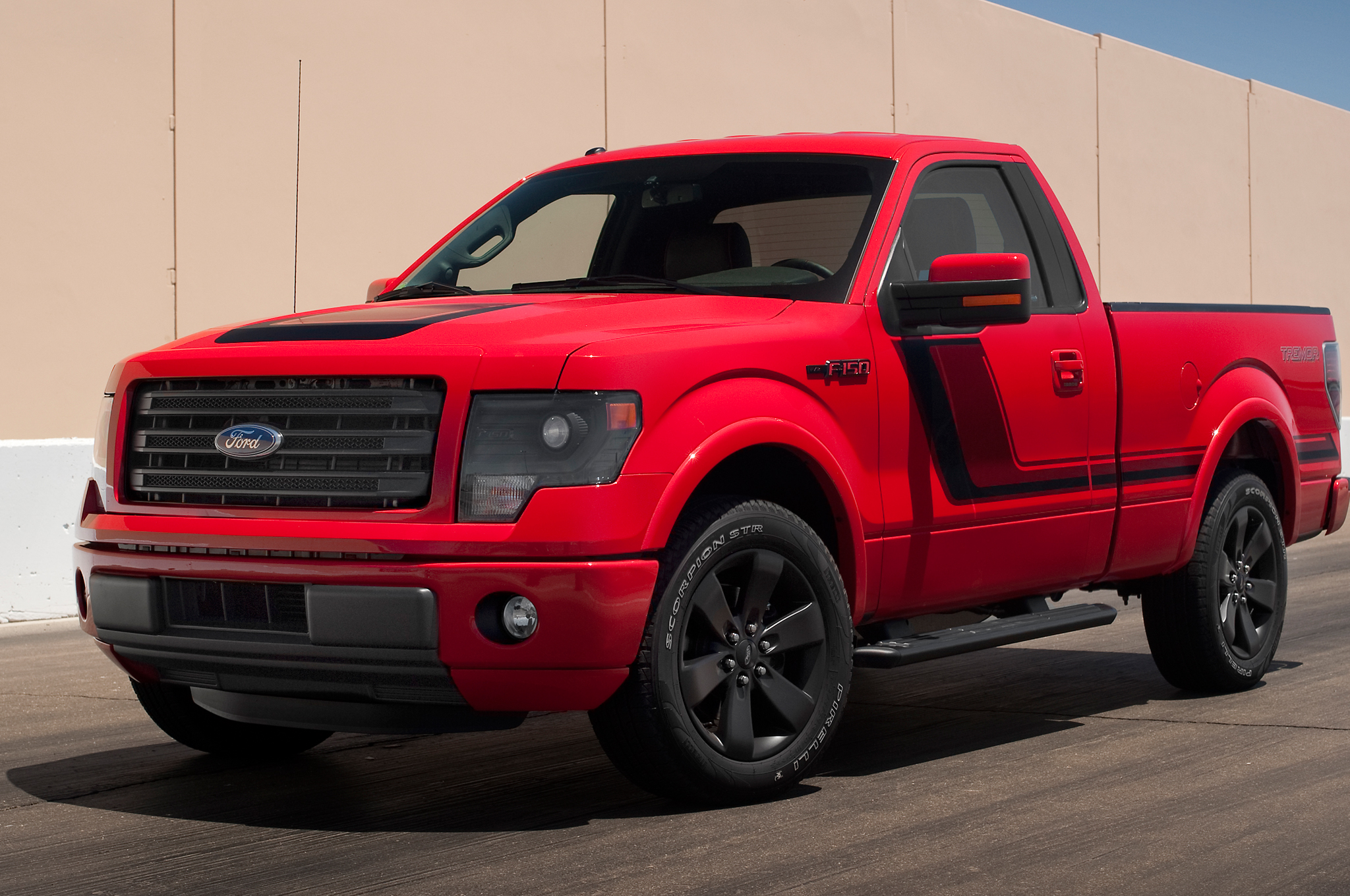 F 150 Tremor >> 2014 Ford F 150 Tremor Fx2 Fx4 First Tests Motor Trend