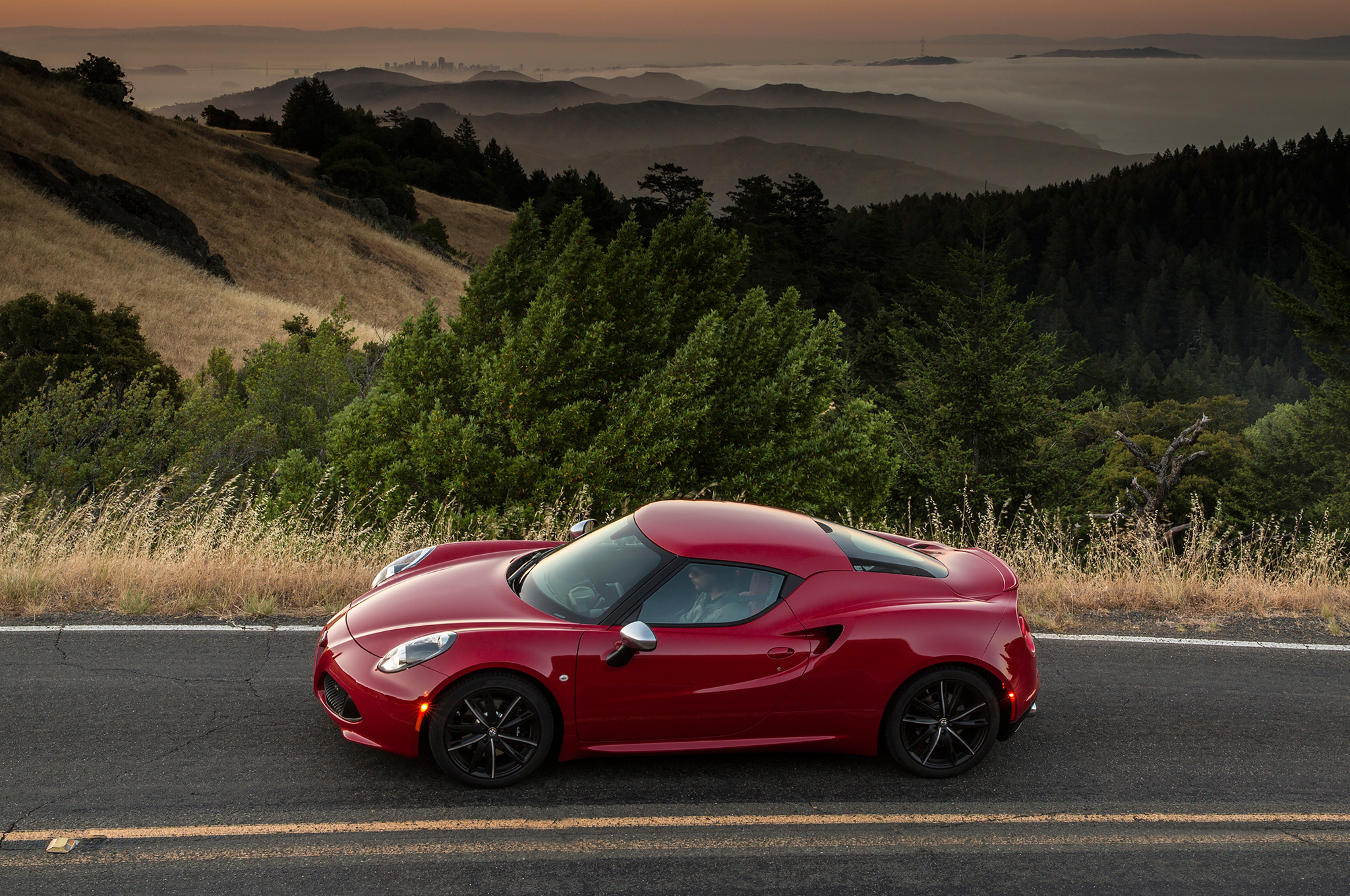 How Much Does A Muffler Cost >> 2015 Alfa Romeo 4C First Test - Motor Trend