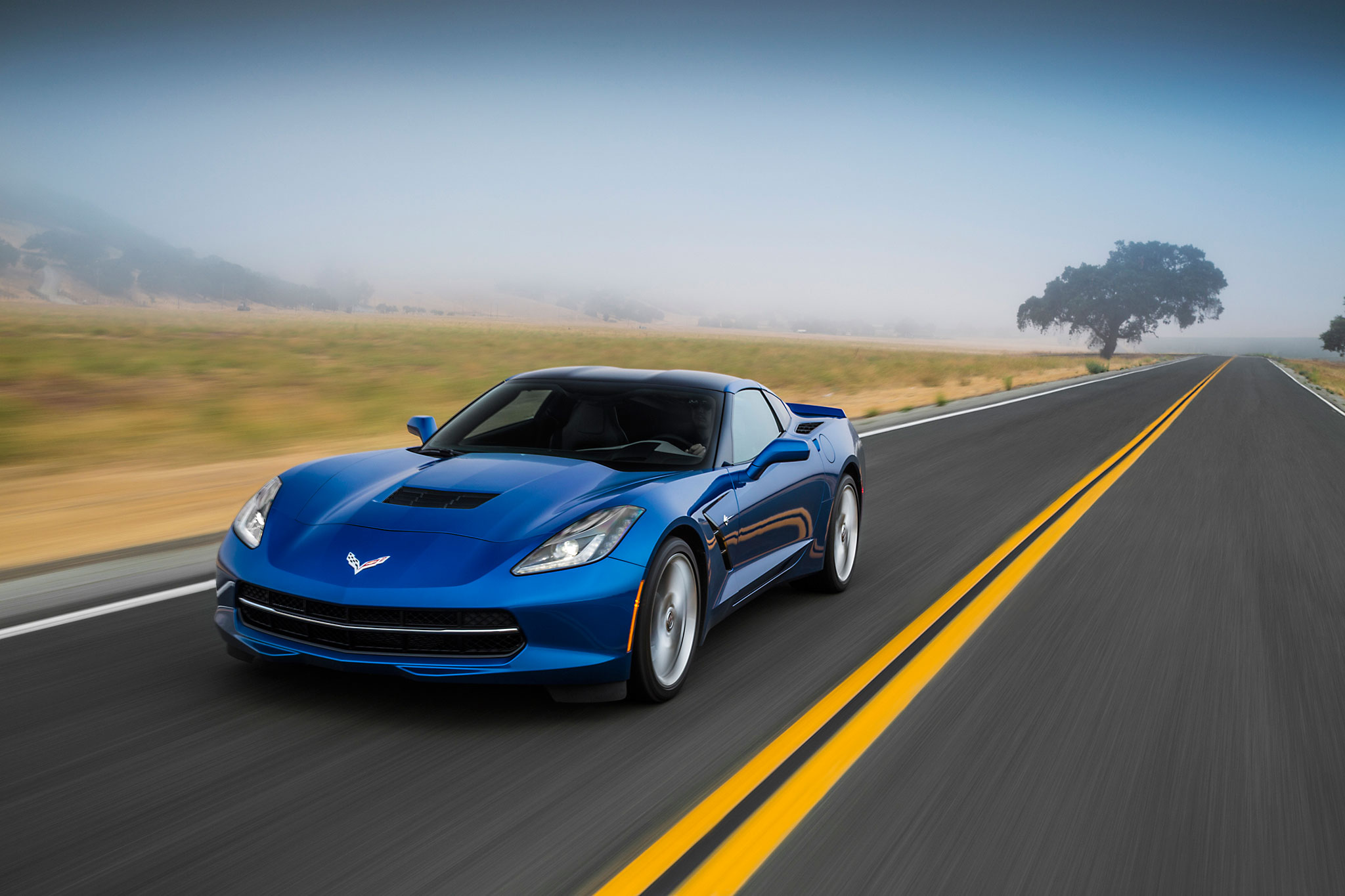 2015 Chevrolet Corvette Stingray Eight Speed Automatic First Drive