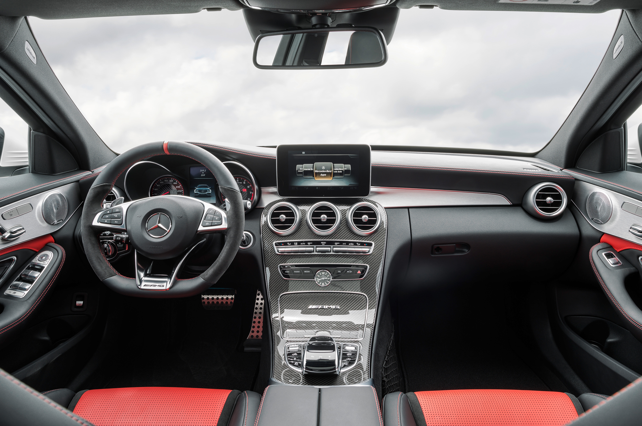 2015 Mercedes Amg C63 First Look Motor Trend