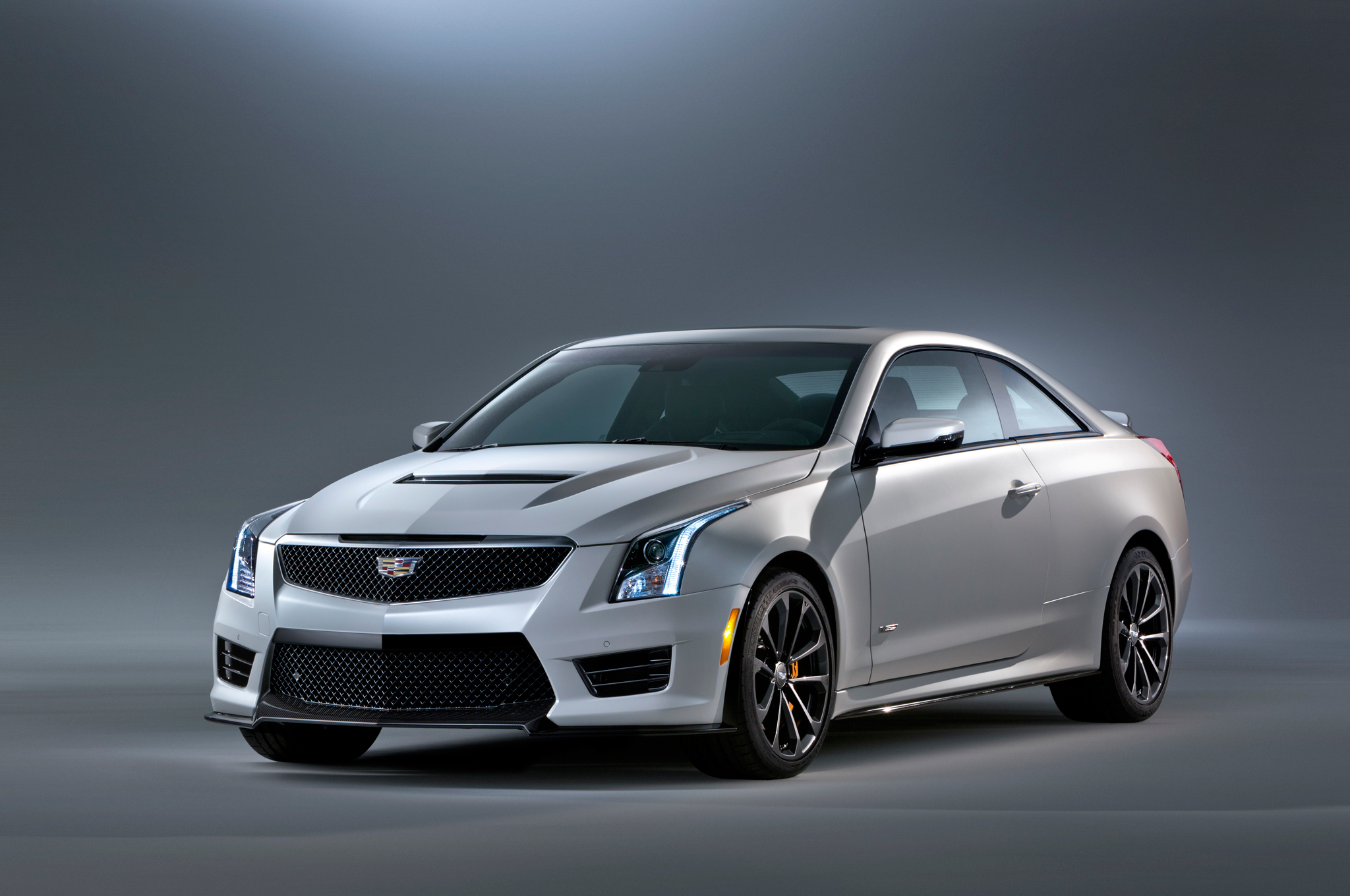 2016 Cadillac Ats V First Look Motor Trend