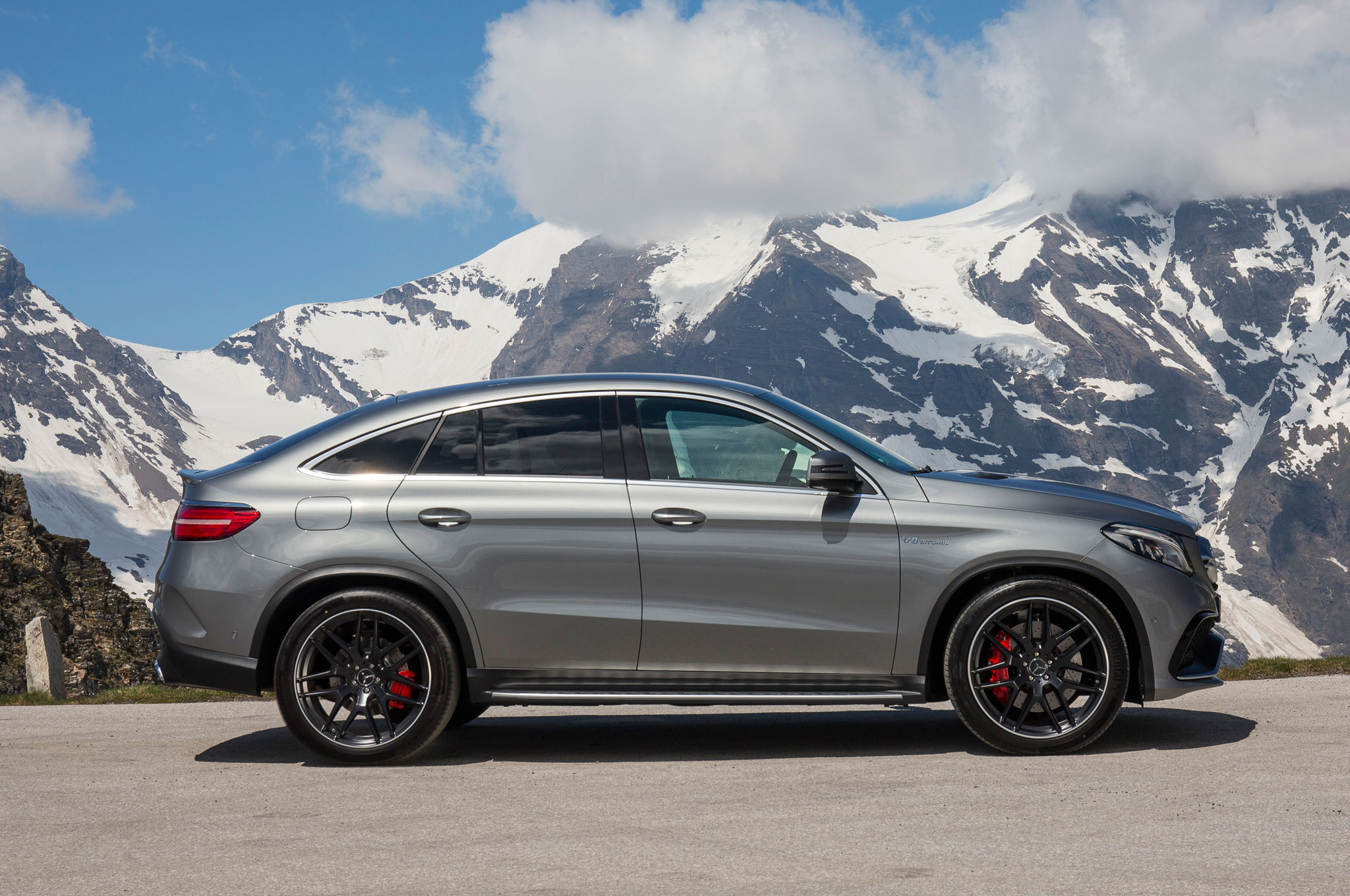 2016 Mercedes Benz Gle Coupe First Drive Review Motor Trend
