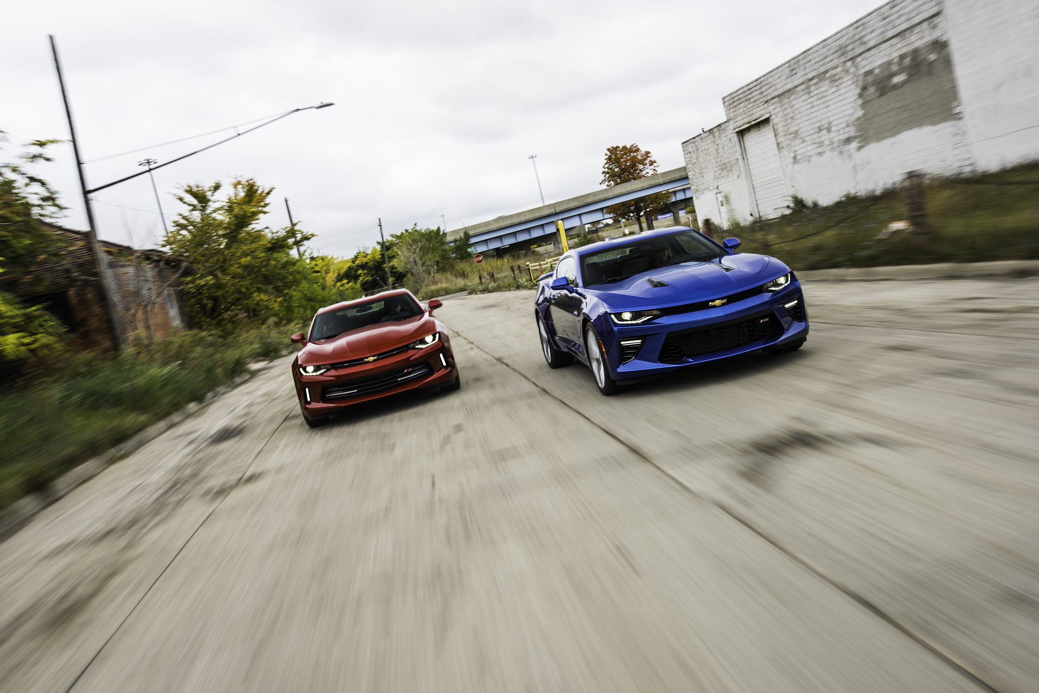 2016 Chevrolet Camaro is the Motor Trend Car of the Year