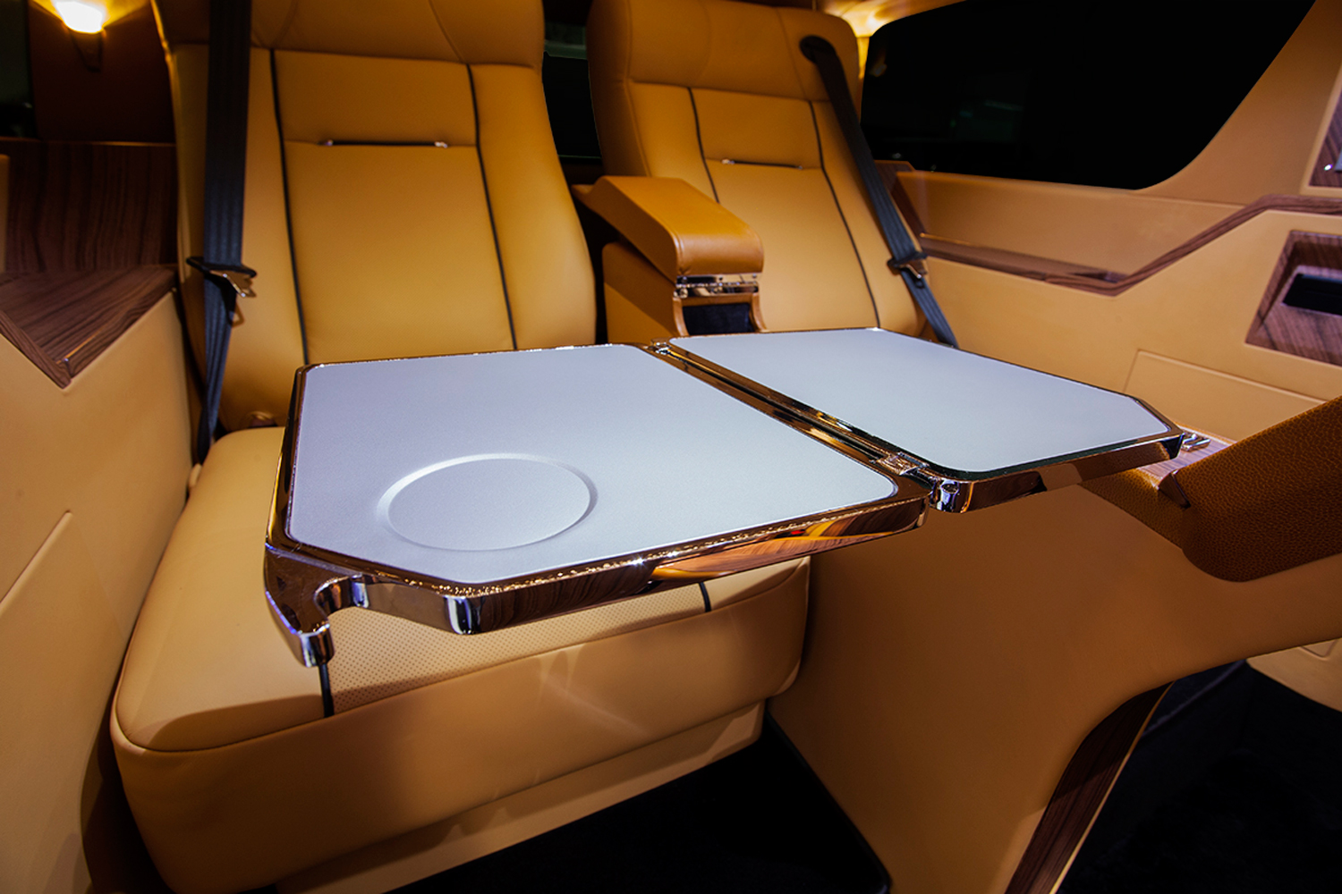 Lexani Pimps Out 2016 Cadillac Escalade Interior With Viceroy Edition