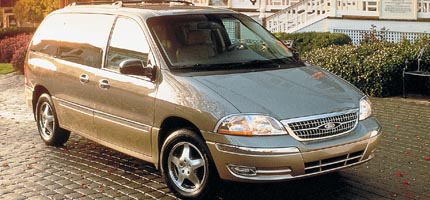 1999 Ford Windstar First Look Motor Trend
