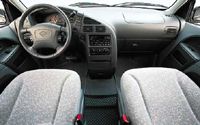 nissan quest 1999 interior