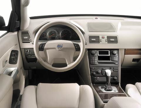 2003 Volvo Xc90 First Drive Road Test Review Truck