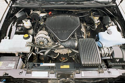 Z Preowned Chevrolet Impala Ss V Sedan Engine