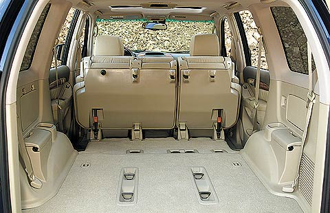 Toyota Dealers In Az >> 2003 Lexus GX 470 - First Drive & Road Test Review - Truck ...