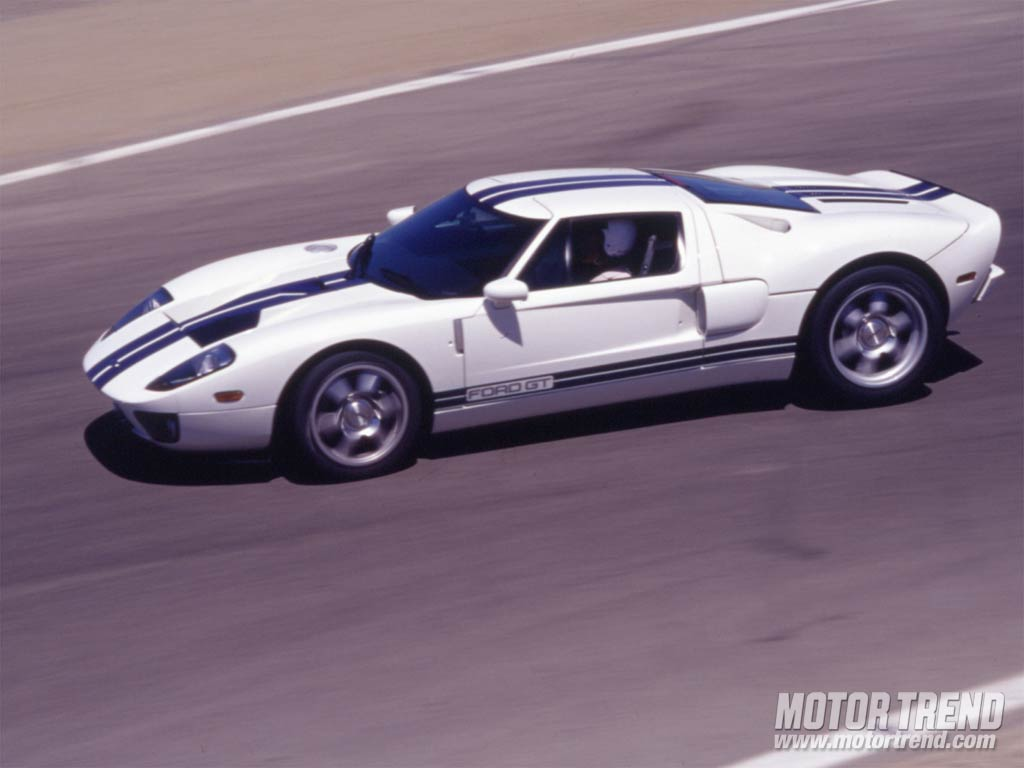 Open Road Acura >> 2005 Ford GT - Photo Gallery - Motor Trend