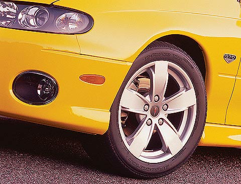 2004 Pontiac Gto First Drive Road Test Review Motor