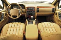 Road Test: 2000 Jeep Grand Cherokee Limited